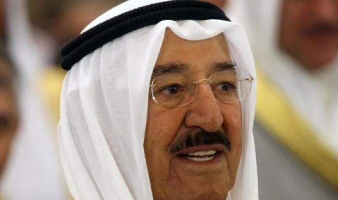 The emir, Sheikh Sabah al-Ahmad al-Sabah, has explicitly said he will accept the constitutional court's verdict (AFP File Photo)