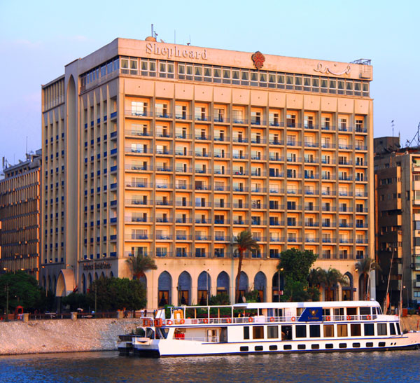 The development will occur using investments of up to EGP 320m, which will be gained through self-financing, says The Holding Company for Tourism Chairman. (Photo from Shepherd Hotel Website)