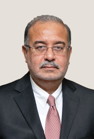 Minister of Petroleum Sherif Ismail