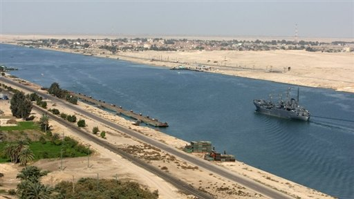 Suez Canal Authority has started establishing 460 fish farming ponds, out of a total of 3,828 ponds (AFP photo)