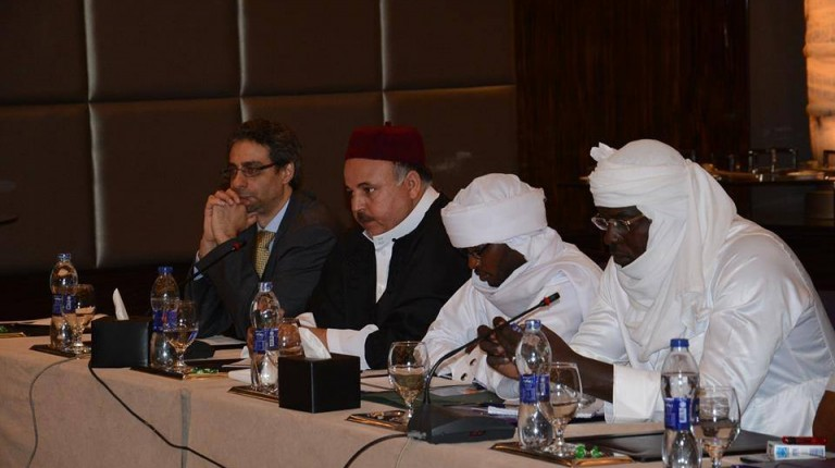 The Cairo Centre for Conflict Resolution and Peace Building in Africa has hosted Libyan tribal elders
