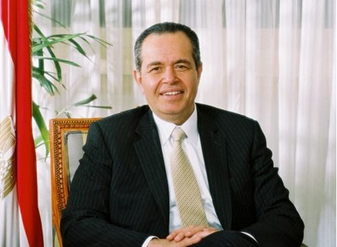 Mohamed Mansour, Africa's tenth richest man with a net worth $2.2bn in 2013, compared to $1.7bn in 2011. Forbes Photo