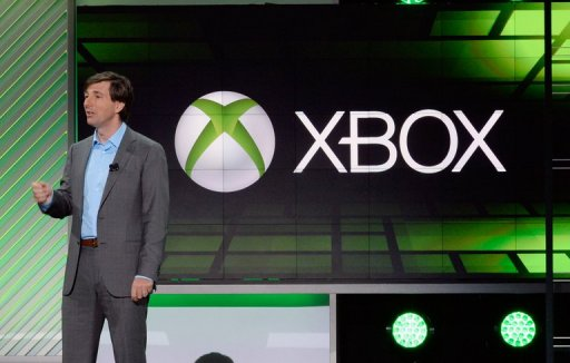 Don Mattrick, president of the Interactive Entertainment Business at Microsoft, seen in Los Angeles, on June 10, 2013 (Getty Images/AFP/File, Kevork Djansezian)