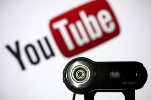 """YouTube partners with """"hundreds of major and independent """" to launch a  new music service  (AFP Photo)"""