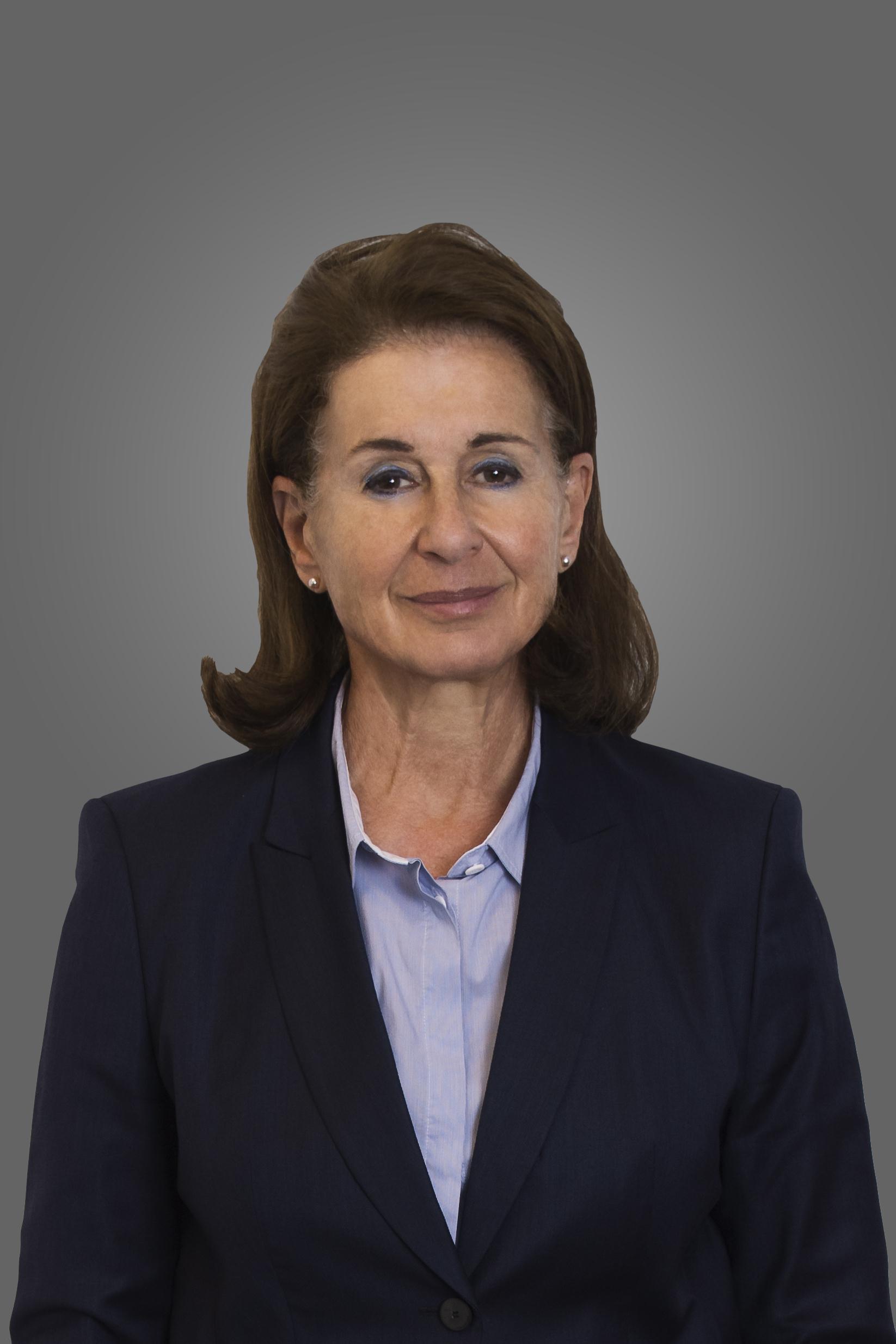 Zeinab Hashem, Managing Director and CEO of ADIB Capital - Egypt