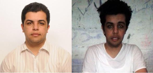 Jazeera Arabic news correspondent Abdullah Elshamy. (AFP Photos)