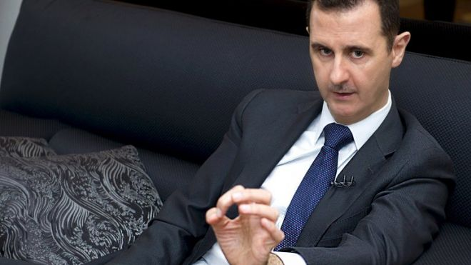 Syrian President Bashar al-Assad  (Sana/AFP/File)