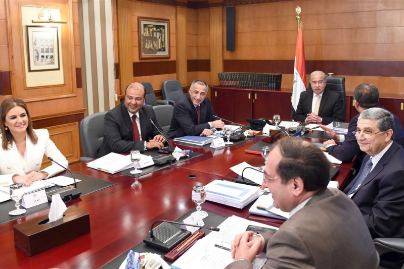 While Egypt's government seeks its $12bn loan from the International Monetary Fund (IMF), it also developed a plan to work through the current poor economic conditions. (Photo Handout to DNE)