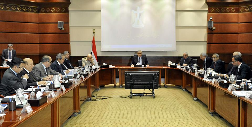 The Egyptian Cabinet approved Monday the presidential amendments made on the property tax law, which was originally passed in 2008. (Photo Cabinet Handout)