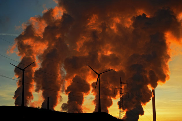 UNIDO considers providing the technical assistance to Egypt's government regarding clean coal usage (AFP Photo)