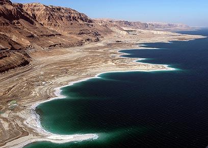 The Dead Sea  (AFP Photo)