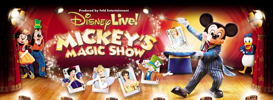 Photo from Disney Live! Mickey's Magic Show