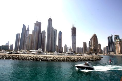 Dubai house prices are only 15% short of their 2008 peak and will return to those pre-crisis highs within 18 months (AFP Photo)