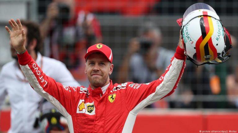 Vettel Hockenheim