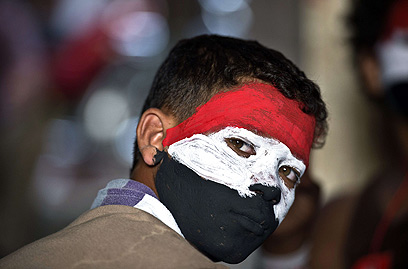 Egyptian retake streets  (AFP Photo)