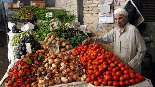 Annual inflation increases to 10.28% in July compared to 9.75% in June (AFP Photo)