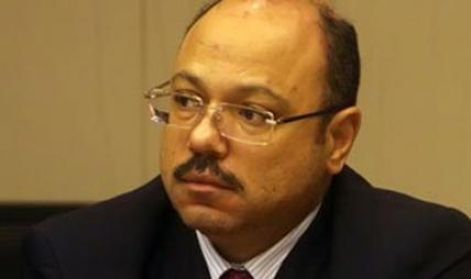 Hany Kadry Dimian  the new minister of finance