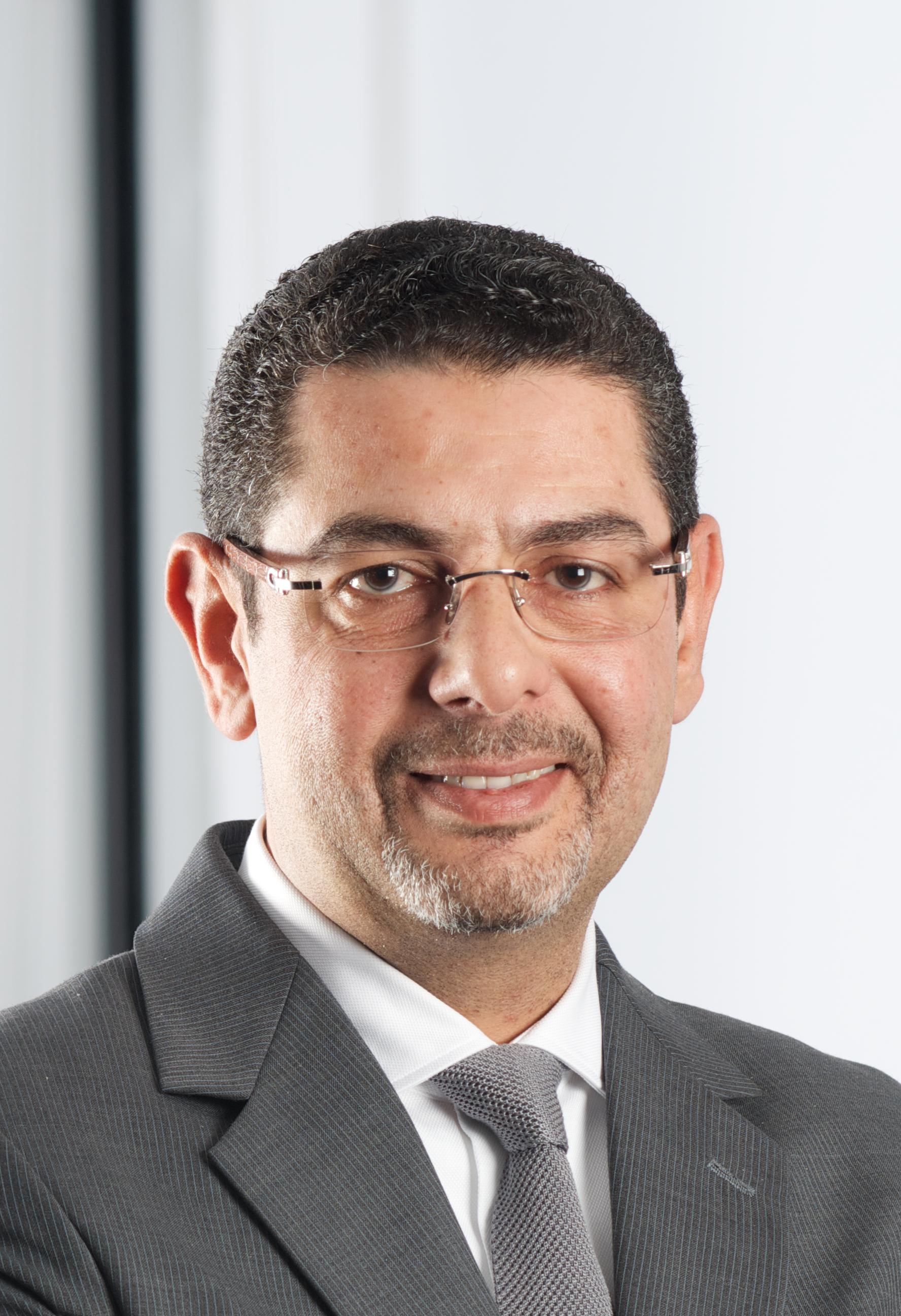 Hassan Samy, Chief Sales Officer at Etisalat Egypt Photo Handout to DNE