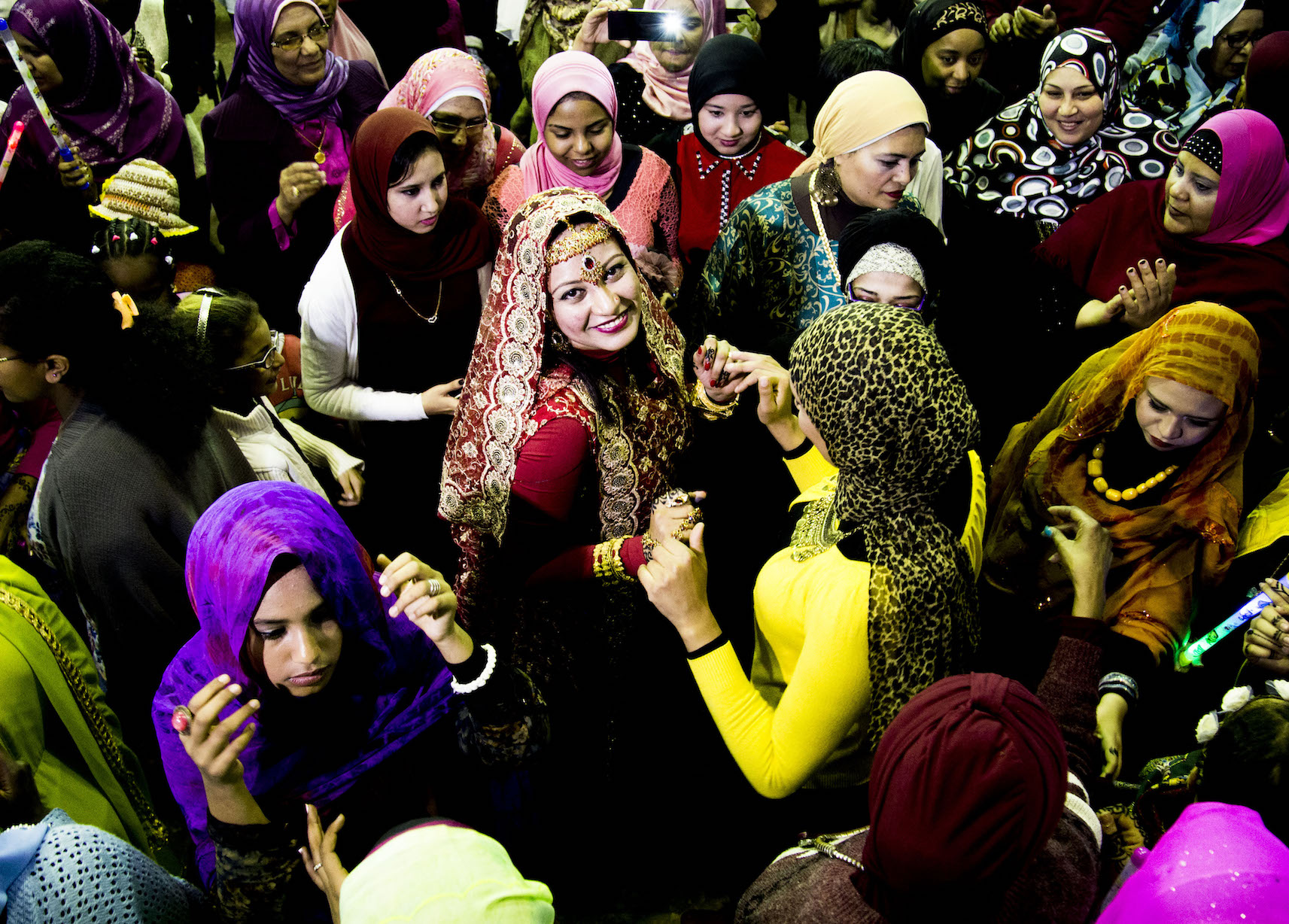 The Tale Of Henna Night Daily News Egypt