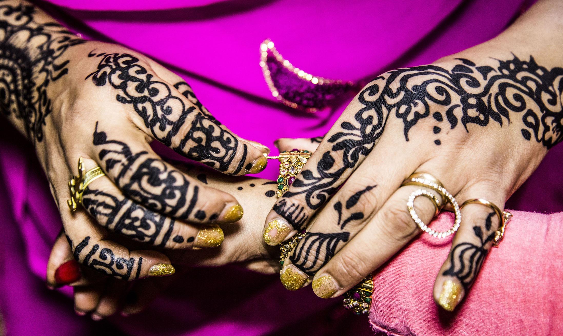 henna night6