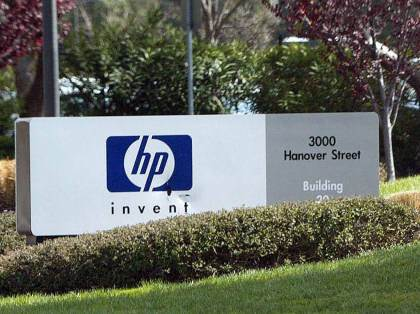 Hewlett-Packard Co said it plans to invest more than $1bn over the next two years to develop and offer cloud-computing products and services. (AFP Photo)