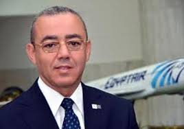 Pilot Hossam Kamal replaced Abdul Aziz Fadel as Minister of Civil Aviation