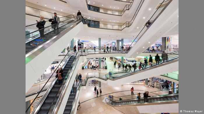Architecture of consumption: What's the future of the shopping mall