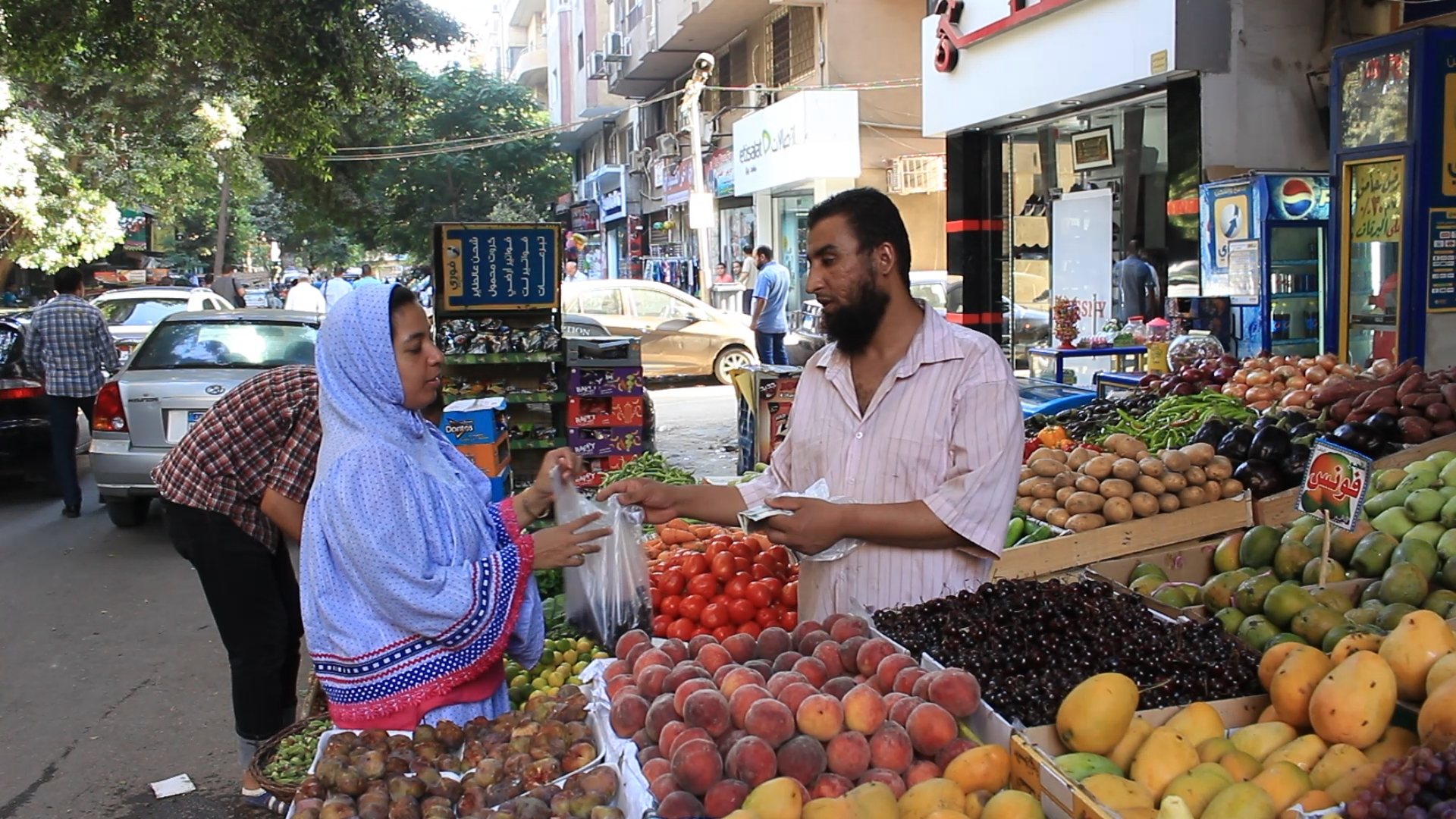 The past three months had been tough for many Egyptians, as the government introduced a series of new economic measures