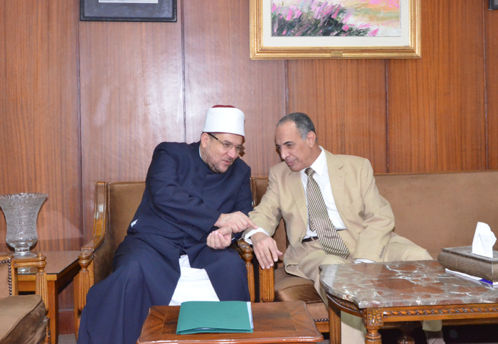 The Ministry of Endowments received an approval from the justice ministry