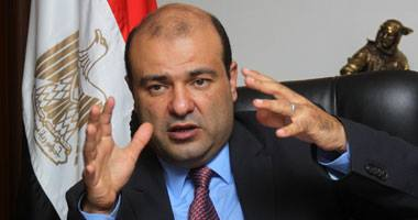 Minister of Supply and Internal Trade Khaled Hanafy said the project will stimulate Egypt's economy, help create thousands of job opportunities, and provide people with commodities at low prices. (Photo Minister of Supply and Internal Trade Khaled Hanafy Handout)