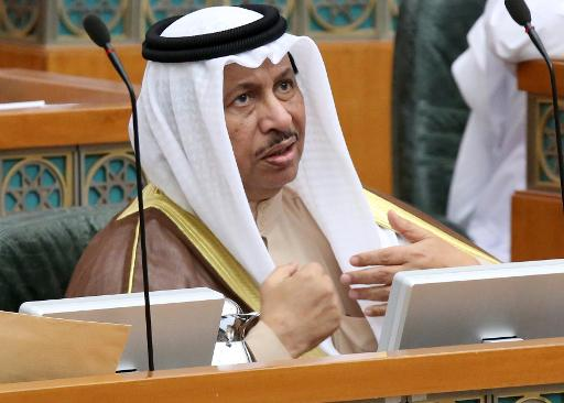 Kuwaiti Prime Minister Sheikh Jaber Mubarak al-Sabah attends a parliamentary session at the national assembly in Kuwait City on November 26, 2013  (AFP/File, Yasser Alzayyat)