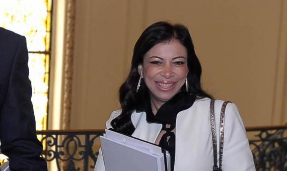 Minister of Investment Dalia Khorshid