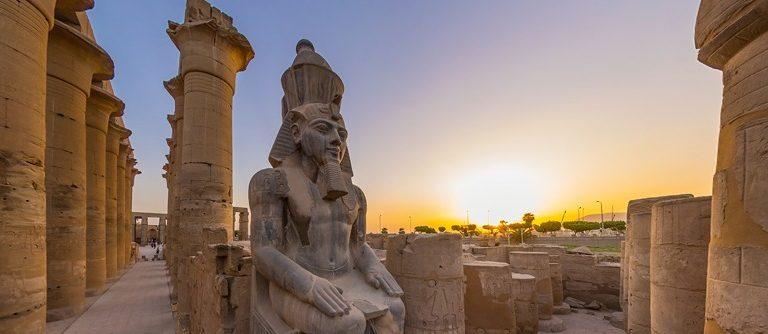Luxor Egypt tourism