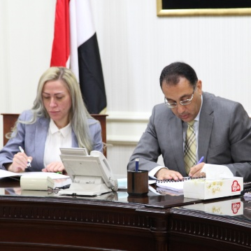 Minister of Housing Mostafa Madbouly and Secretary General of the Social Fund for Development (SFD) Soha Soliman signed a cooperation protocol to develop 370 homes in Minya and Sohag with a cost of EGP 20m, according to a press statement.