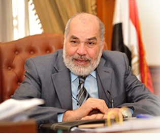 Syndicate's board and its Muslim Brotherhood affiliated leader, Maged Khelousy