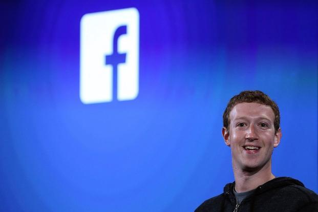 Facebook CEO Mark Zuckerberg (AFP Photo)