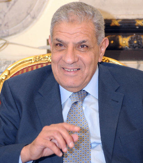 Prime Minister Ibrahim Mehleb (Photo Cabinet Handout)