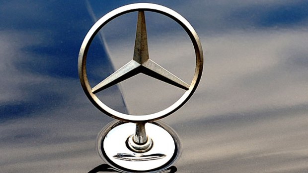 Mercedes-Benz denies withdrawal from Egyptian market (AFP Photo)