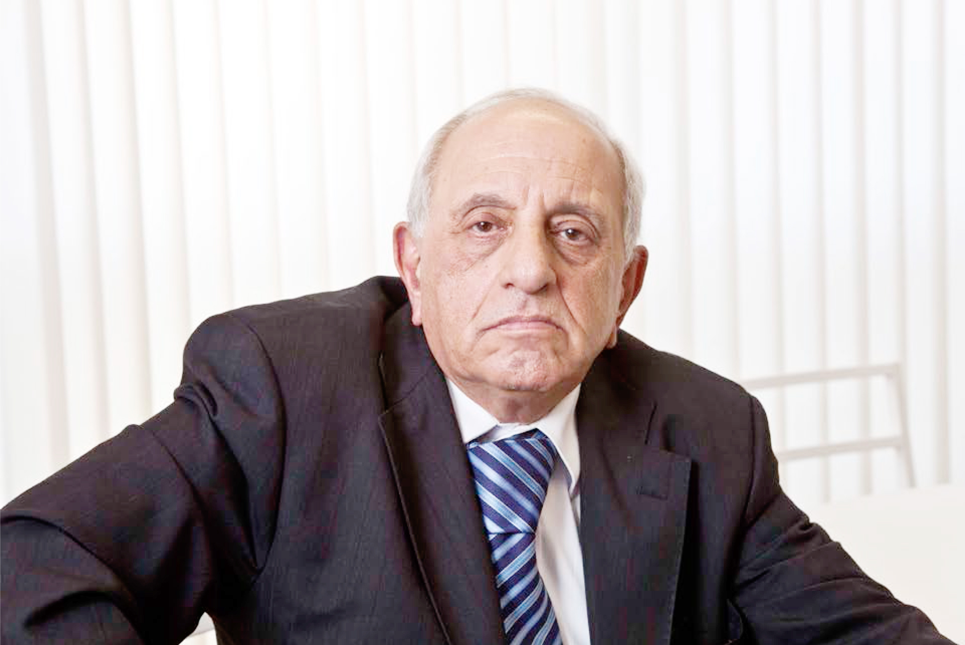 Michel Alaby, Secretary General and CEO of ABCC  (DNE Photo)
