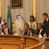 During the Egyptian-Saudi Arabia Coordination Council's fourth meeting, a final version of most of memoranda of understanding (MoUs) and agreements between Egyptian and Saudi Arabia were completed, according to Egyptian Minister of International Cooperation Sahar Nasr.