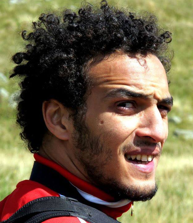Photojournalist Mahmoud Abu Zied, also known as Shawkan. (Photo from Freedom for Shwakan)