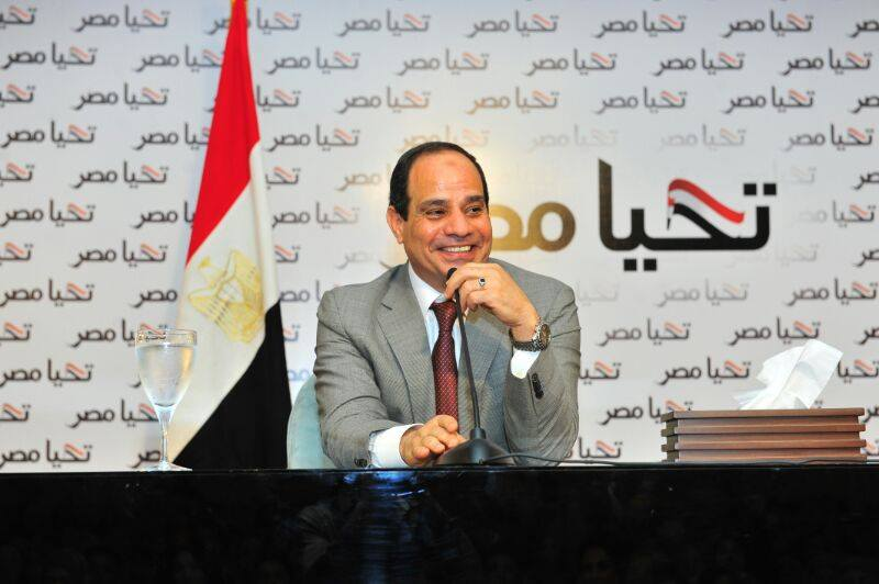 Field Marshal and presidential candidate Abdel Fattah Al-Sisi (Photo Courtesy of Abdelfattah Al-Sisi)