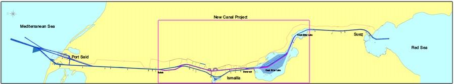 suez canal expansion