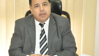 Finance Minister Mohamed Moeit