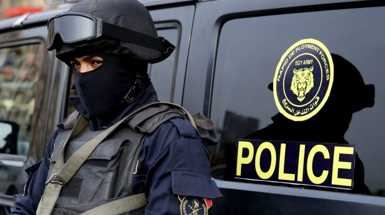 Twenty-two suspected Muslim Brotherhood members were apprehended over charges of spreading chaos and circulating false news, state-run newspaper Al-Ahram cited the Interior Ministry as stating on Tuesday.