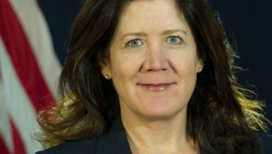 Deputy Chief of Mission at the US embassy in Egypt, Dorothy Shea