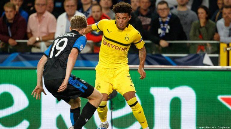 Champions League Live Borussia Dortmund Vs Club Brugge Daily News Egypt