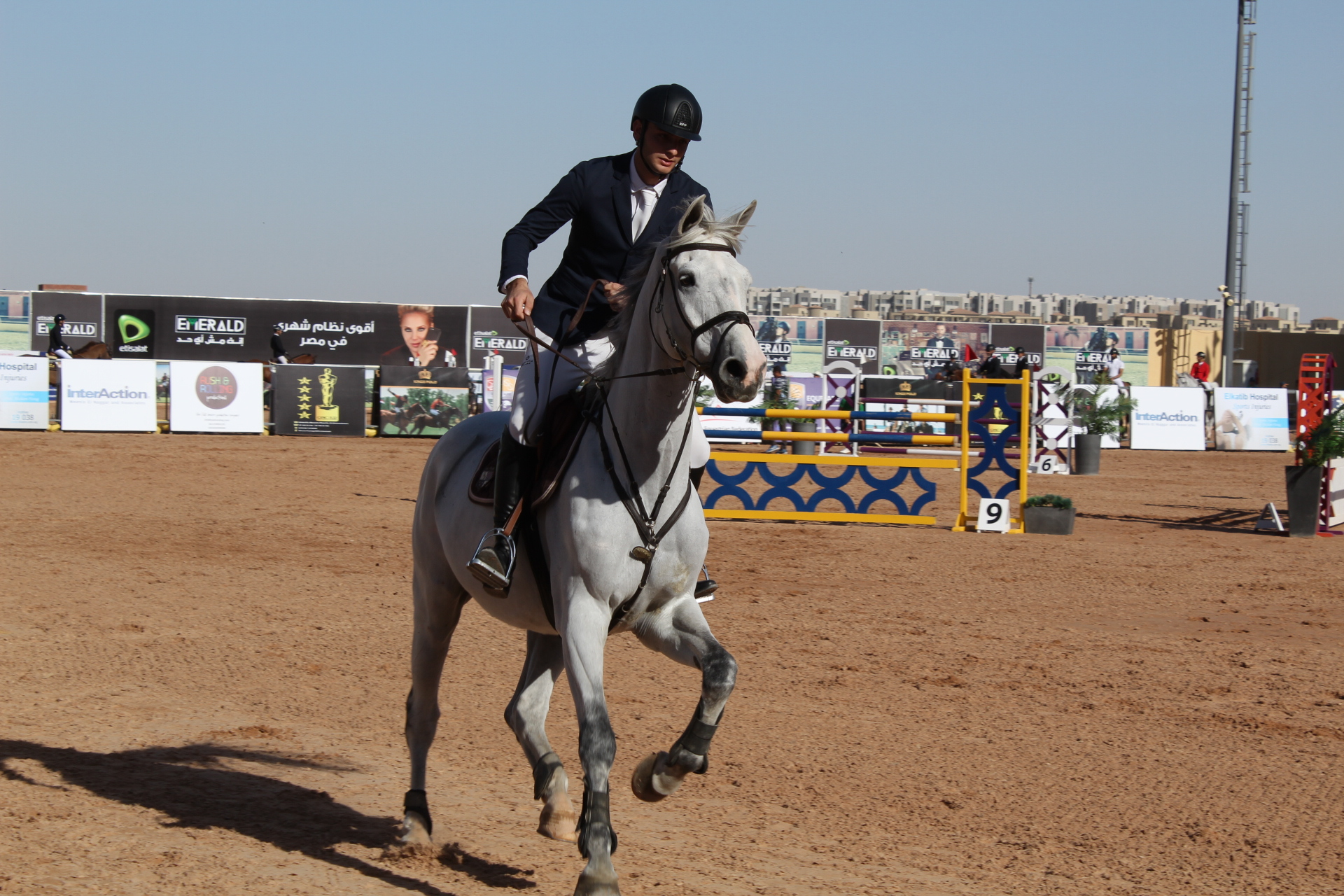 New Cairo's Platinum Club hosts IFCC for equestrians to boost cultural integration - Daily News Egypt