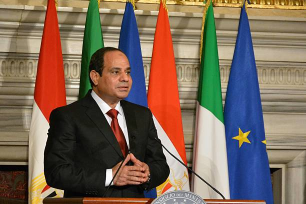 Al-Sisi heads to Palermo to discuss Libyan crisis - Daily