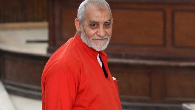 Supreme Guide of the Muslim Brotherhood Mohamed Badie.